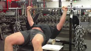 Big O Bench Press 305 With 40 Lbs Chains  YouTubeChains Bench Press