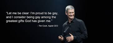 Apple's Tim Cook: 'So let me be clear: I'm proud to be gay' - CNET