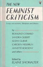 New Feminist Criticism By Elaine Showalter