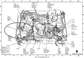 2007 mustang engine diagram 1997 mustang gt wiring harness white smoke intake manifold pcm graphic