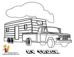Small Picture Camper Coloring Page GetColoringPagescom