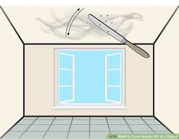 image titled clean smoke off of a ceiling step 11