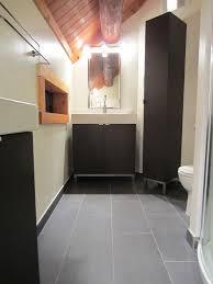 Half Bathroom Vanity Furniture Entrancing Black Painted Floating Small Ikea Bathroom