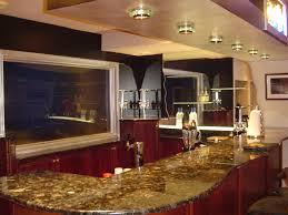 Finished Basement Bar Orginally Basement Wet Bar Marble Countertop - Simple basement wet bar