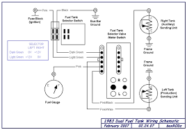 dual tank wiring the 1947 present chevrolet & gmc truck 1979 chevy truck-wiring schematic at 1986 Chevy K10 Wiring Diagram Of Truck