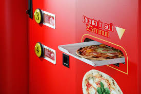 Pizza Vending Machine Locations Usa New The Future Of Pizza Is Here New Pizza Technology That Will Amaze
