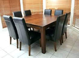 8 person dining table. Round Dining Room Tables Seats 8 Counter Height Table Person Large Modern S