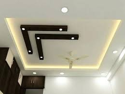 best gypsum board false ceiling design for hall and bedroom designs living room with fan
