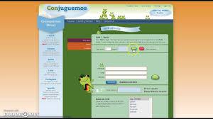 Tutorial For Conjuguemos