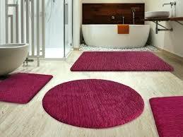 small round bath mat c color bathroom rugs white bath mat set