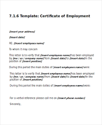 Employee Working Certificate Format Work Certificate Template 100 Free Word Excel PDF Documents 24
