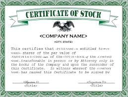 Template Share Certificate Share Certificate Template Word Download Corporate Stock Templates