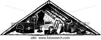attic clipart black and white. Wonderful Black Clipart  Grenier Fotosearch Recherchez Des Clip Arts  Illustrations Dessins With Attic Black And White L