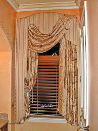 arched window treatments. Arched Window Curtain Rod Curtains Curved For Treatments