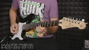 <b>Электрогитара YAMAHA PACIFICA 112V</b> - YouTube