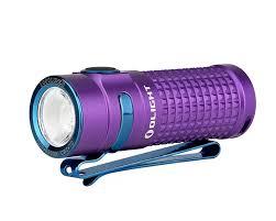 <b>Фонарь Olight S1R</b> II Baton Purple - купить в интернет магазине