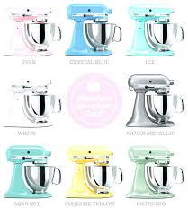 kitchenaid ice blue mixer spring bake giveaway pistachio hand blender