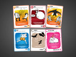 exploding cats. Interesting Exploding Exploding Kittens Card Game With Cats