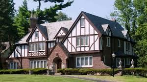 Neo Tudor House Style - YouTube