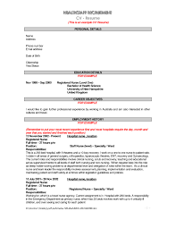 How To Write Resume Job Description Free Resume Example And