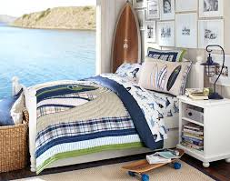 furniture for boys room. boysu0027 room with beachy allure pottery barn kids furniture for boys