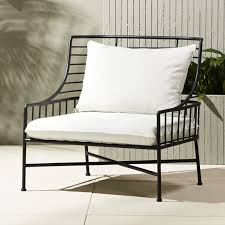 modern outdoor chair stylish montego lounge chairs with cushions regarding designs 19