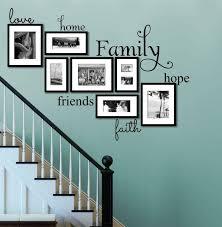 faith family friends spectacular family wall decor