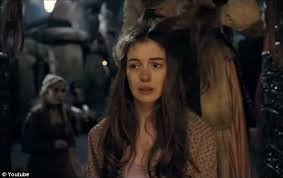 les miserables movie fantine les miserables 2012 imdb