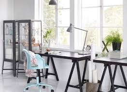 white office chair ikea qewbg. desk in black fabrikr glass cabinet and roberget swivel chair white office ikea qewbg r