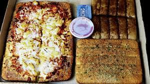 pizza hut 10 dinner box asmr no talking