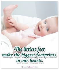 New Baby Quotes - Wishes Quotes