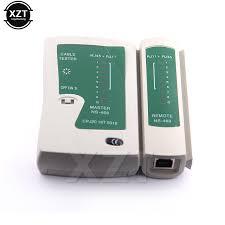 1PCS <b>RJ45</b> RJ11 CAT5 UTP <b>LAN Cable Tester Networking</b> Tool ...