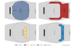 Uihlein Hall Marcus Center Seating Chart Uihlein Hall At