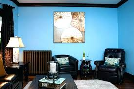 blue walls brown furniture. Blue Walls Brown Furniture What Color Curtains With Wall