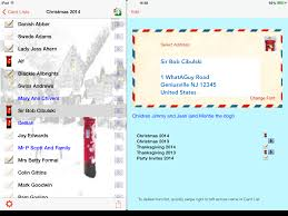 christmas card list app suggestions to improve the addresslabels app ios addresslabels