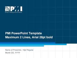 bold powerpoint templates ppt pmi powerpoint template maximum 2 lines arial 28pt bold