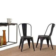 distressed black kitchen table metal dining chairs kitchen dining room furniture the new distressed