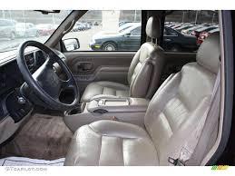 Tan Interior 1996 Chevrolet Suburban K1500 4x4 Photo #46584315 ...