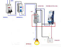 electrical diagrams clock timer contactor ladder 4 wires how to wire a contactor for a 3 phase motor at Electrical Wiring Diagrams For Contactors