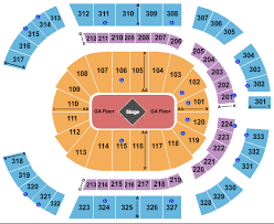 Metallica Seating Chart Metallica Bridgestone Arena Tickets Metallica January 24