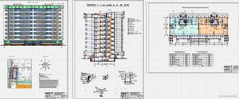 Дипломный проект Обоснование и управление проектом строительства  Дипломный проект Обоснование и управление проектом строительства девятиэтажного здания с магазином 15 х 48 м