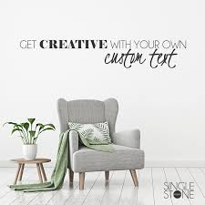 custom wall decal create your own on create your own wall art with custom wall decal create your own wall decals wall stickers