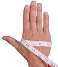 how to measure hand size for gloves work gloves sizes work gloves for industry and personal safety at