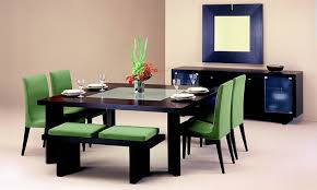 Modern Dining Room Furniture Rustic Dining Table Pairs With