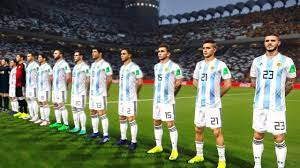 Colombia vs Argentina 11 September 2018 ...