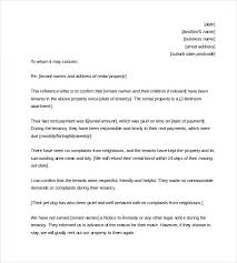 Sample Rental Reference Letter Template Word Doc