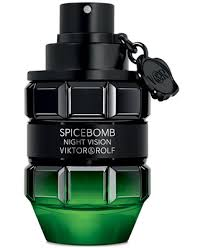 Viktor & Rolf Men's <b>Spicebomb Night Vision</b> Eau de Toilette Spray ...