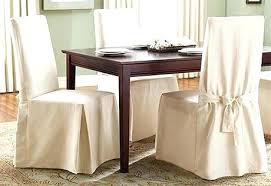 slip covers for dining room chairs dining chair slip covers dining room chair covers crisp pure