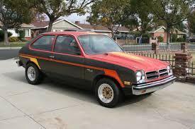 BangShift.com Ebay Find: Former Hooker Header Project Car Chevette ...