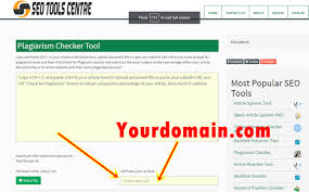 what is the best plagiarism checker tool   quora second if you want to scancheck paper document for plagiarism then simply upload your document file